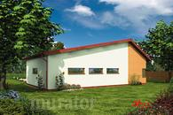 GMC33 Budynek garażowo-magazynowy z pom. pomocniczymi